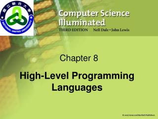 High-Level Programming Languages