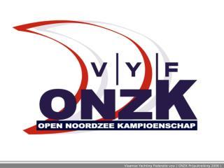 Vlaamse Yachting Federatie vzw  ONZK Prijsuitreiking 2008