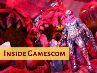 Inside Gamescom