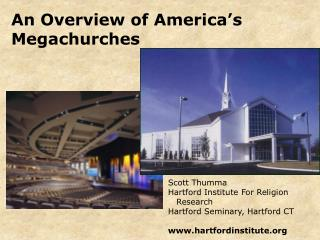 An Overview of America s  Megachurches