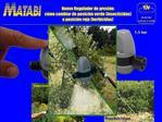 Nuevo Regulador de presi n:  c mo cambiar de posici n verde insecticidas  a posici n roja herbicidas