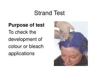 Strand Test