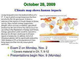 October 28, 2009