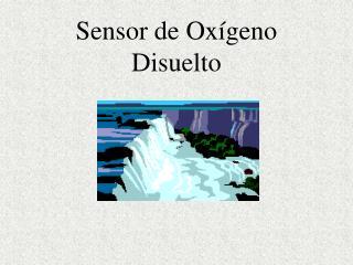 Sensor de Ox geno Disuelto