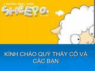 K NH CH O QU  THY C  V  C C BN