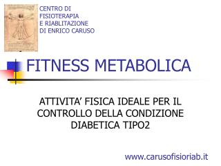 FITNESS METABOLICA