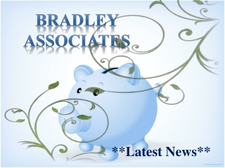 8 MANIEREN INFLATIE IS UW RIJKDOM ZAPPING, Bradley Associate