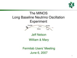 The MINOS  Long Baseline Neutrino Oscillation Experiment