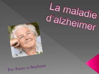 Par: Fanny et St phanie