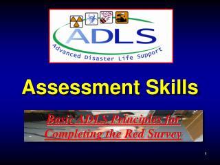 Assessment Skills