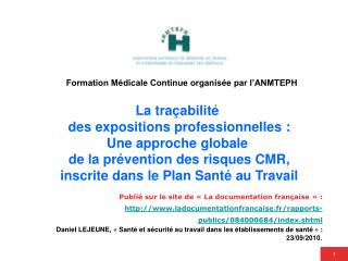 Publi  sur le site de   La documentation fran aise   : ladocumentationfrancaise.fr