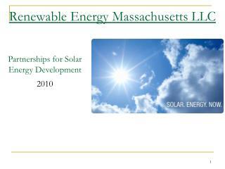 Renewable Energy Massachusetts LLC