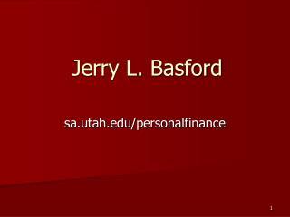 Jerry L. Basford