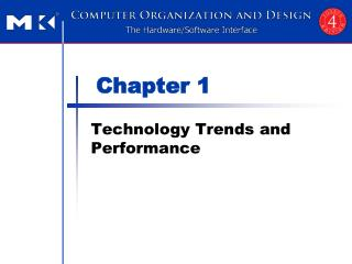 Technology Trends and Performance