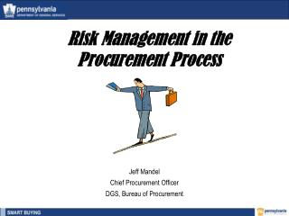 Risk Management in the Procurement Process