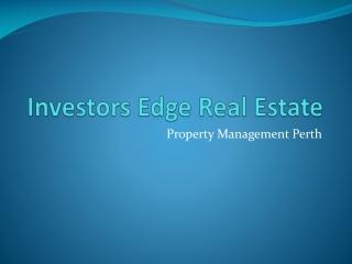 Investors Edge