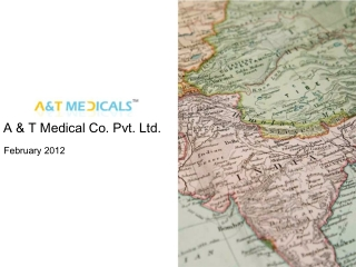 A & T Medical Co Pvt. Ltd