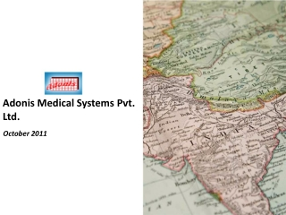 Adonis Medical Systems Pvt. Ltd.