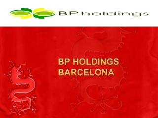 Hong Kong, bp holdings barcelona
