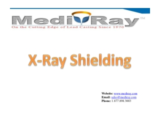 Medi-Ray | X-Ray Shielding for Dental Equipment
