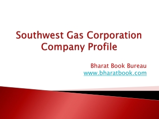 Southwest Gas Corporation Company Profile