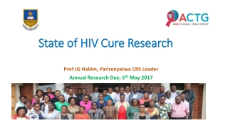 Main questions on HIV persistence and  on obstacles to HIV eradication