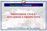 COORDINAMENTO NAZIONALE   Resp.: Sen. Luigi Manfredi