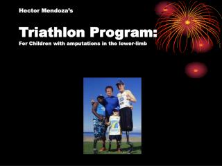 Triathlon Program