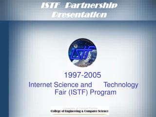 ISTF   Partnership  Presentation