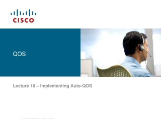 Cisco QoS Notes