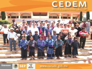 Comisi n Nacional de  Cultura F sica y Deporte Subdirecci n General de Cultura F sica   Centros Deportivos en Municipios