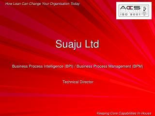 Business Process Intelligence BPI