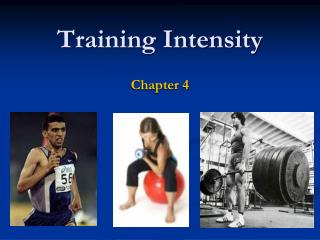 Training Intensity
