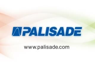 Dave Bristol, Eastern Region Sales Manager 800-432-7475 x333, dbristolpalisade palisade