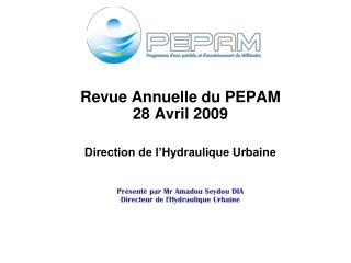 Revue pepam 2 009