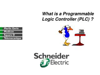 What is a Programmable Logic Controller PLC