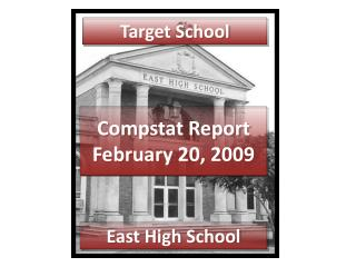 Compstat Report  February 20, 2009