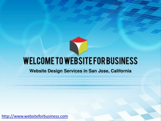 Website Design in San Jose, CA - Website For Business