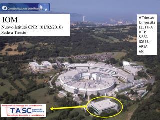 IOM Nuovo Istituto CNR  01