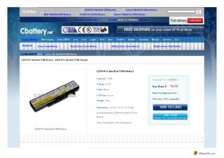 lenovo-ideapad-y580 battery www.cbattery.net