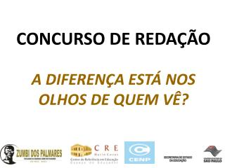 CONCURSO DE REDA  O