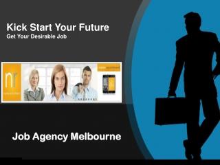Job Agency Melbourne