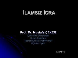 ILAMSIZ ICRA
