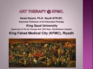 Art Therapy  KFMC.
