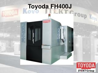 Toyoda 400J HMC