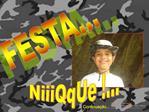 FEsTa NiQuEe - Aniversario 9 anos Bernardo