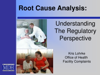 Root Cause Analysis RCA Participants Overview Training