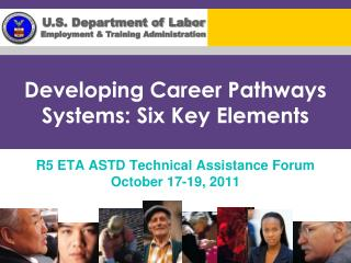 Developing Career Pathways Systems: Six Key Elements