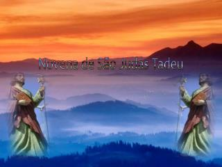 Novena de S o Judas Tadeu