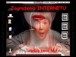 Zagrozenia INTERNETU
